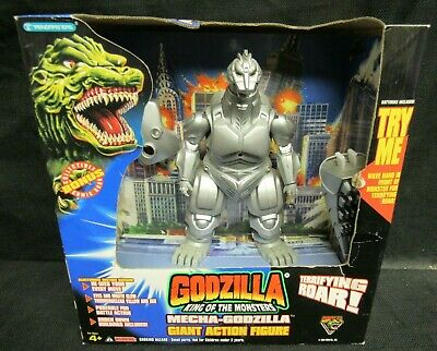 1994 Trendmasters King of Monsters Mecha-Godzilla Giant Action Figure MIP A290