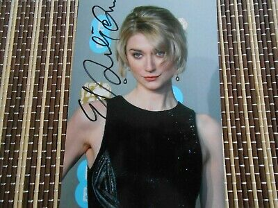 Elizabeth Debicki,  Actress,  Original Hand Signed Photo 6 x 4