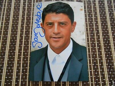 Said Taghmaoui,  Actor,  Original Hand Signed Photo 6 x 4