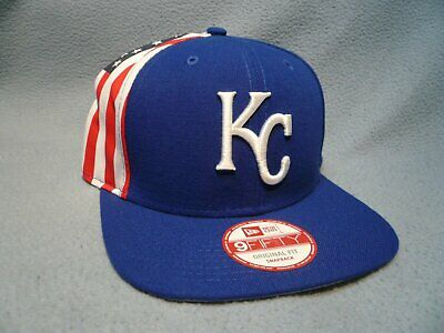 differently 024e3 8a9cc New Era 9Fifty Kansas City Royals Flag Side Snapback BRAND NEW hat cap KC  MLB