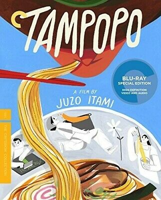 Tampopo (Criterion Collection) [New Blu-ray] 4K Mastering, Restored, Special E