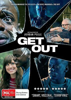 Get Out - DVD Region 4 Free Shipping!