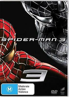 Spiderman 3 - DVD Region 4 Free Shipping!