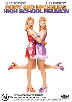 Romy and Michele's High School Reunion - DVD Region 4 Free Shipping!