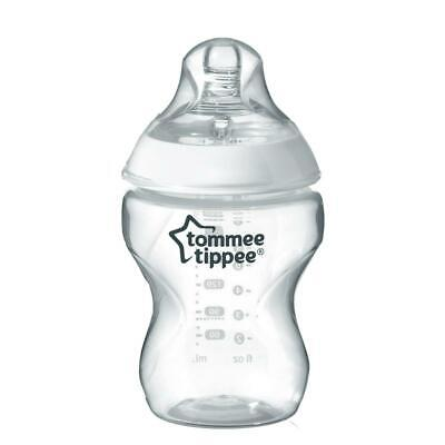 Tommee Tippee Closer To Nature Feeding Bottle - 260ml Free Shipping!