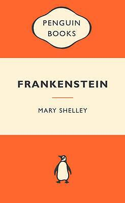 Frankenstein by Mary Shelley Paperback Book Free Shipping!