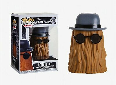 Funko Pop Television: The Addams Family - Cousin ITT Vinyl Figure Item #39180