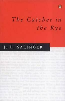 The Catcher in the Rye by J.D. Salinger Paperback Book Free Shipping!