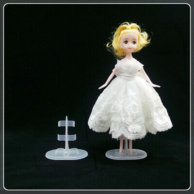 Fashion Display Doll For Stand Pcs Accessories Plastic Support Barbie 5 Holder