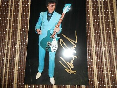 Kenny Vaughan, Musician/ Singer, Original Hand Signed Photo 6 x 4