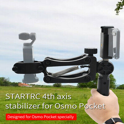 For DJI Osmo Pocket Handheld 4 Axis Stabilizer Gimbal Phone Clip Accessories