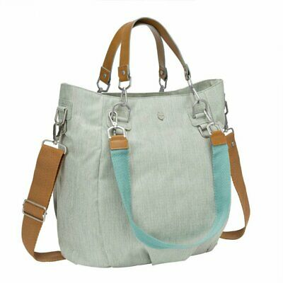 Lassig 4Family Green Label Mix 'n' Match Bag Light Grey Baby Infant Accessory