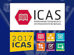 ICAS  Past papers Year 4 (Paper B) English and Maths with answers