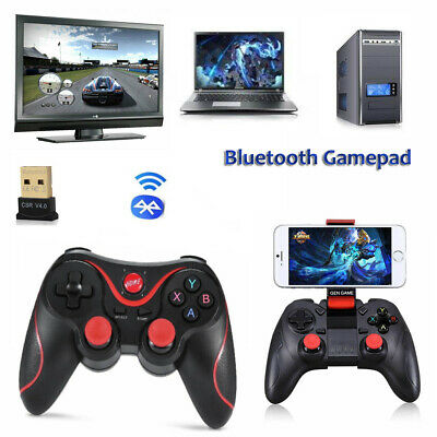 Game Controller Wireless Bluetooth Gamepad Joystick LOT For Android iPhone PC TV