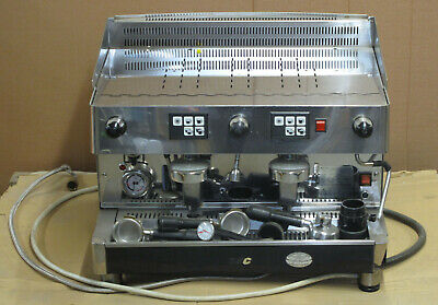 BFC Classica 2 Group Coffee Cafe Espresso Steamer Machine 3800W 3 Phase