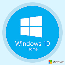 WINDOWS 10 HOME KEY 64 & 32 BIT ACTIVATION CODE LICENSE 10 Home