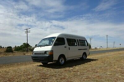Toyota Hiace Commuter 1/1994 Camper / Mobile Home Fully Equipped Ready 4 Travell