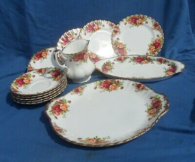 Royal Albert 'Old Country Roses' Job Lot-1st Quality