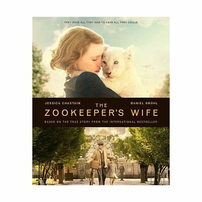 The Zookeeper's Wife (DVD),Very Good DVD, ,