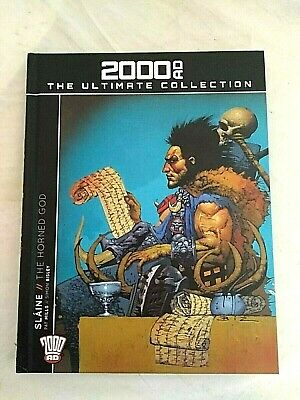 Slaine The Horned God 2000AD Ultimate Collection / Issue #1 / Vol 32