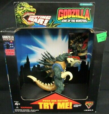 "1994 Trendmasters Godzilla King of The Monsters Gigan Action Figure 5"" MIP S725"