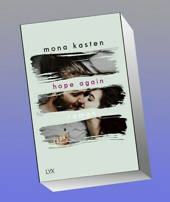 Hope Again, Mona Kasten...Neu ab 28.06.2019