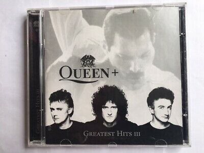Queen Greatest Hits III CD Parlophone 1999 With Bonus Track