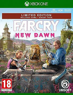 Far Cry New Dawn Limited Edition - New Xbox One Videogame - Fps Action Adventure