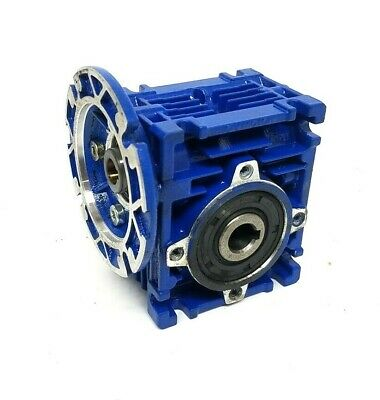 Motovario NMRV 030 Worm Gear Reducer Ratio 5:1 transmission, 11mm 14mm. conveyor