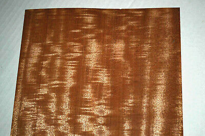 Mahogany Wood Veneer Sheets 9 x 47  inches 1/42nd                  F8629-2