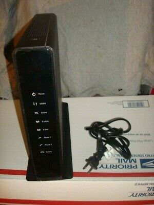 TECHNICOLOR TC8717T WIRELESS Telephone Cable Modem for Spectrum