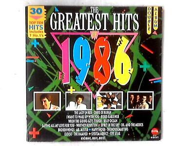 The Greatest Hits Of 1986 2xLP COMP (Various - 1986) STAR 2286 (ID:15580)