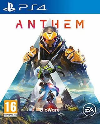 Anthem (PS4) - Game  BRVG The Cheap Fast Free Post