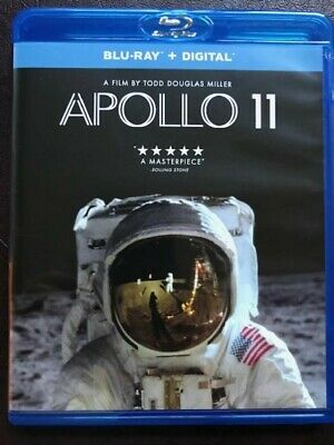 Apollo 11 (2019) Blu-ray MINT