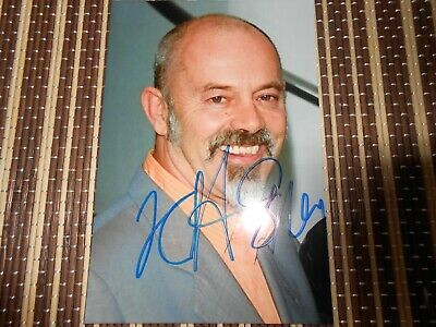 Keith Allen, Actor,  Original Hand Signed Photo 6 x 4
