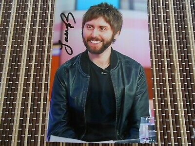 James Buckley, Actor,  Original Hand Signed Photo 6 x 4