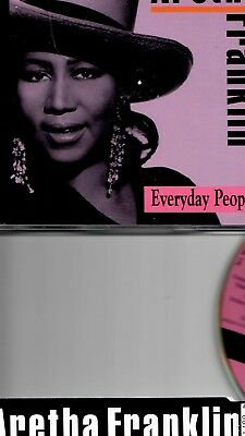 Aretha Franklin – Everyday People Sly & Family Stone song CD UK Arista Records