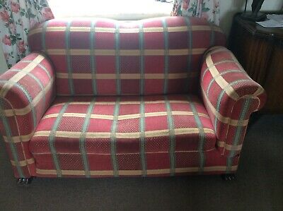 1930s/Art Deco Drop End Two Seater Sofa