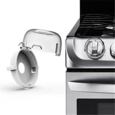 Safety Gas Stove Switch Cover Furnace Knob Oven Gas Cooker Knob Covering CO