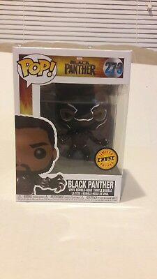 Funko Pop! Marvel Black Panther #273 Chase Exclusive