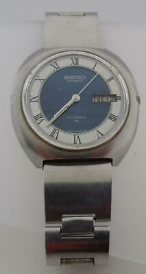 Gents Vintage Stainless Steel SEIKO 7006-8029 Automatic Watch (PT55