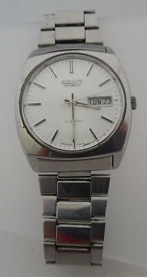 Gents Vintage Stainless Steel SEIKO 6309-8080 17 Jewels Automatic Watch (LO5