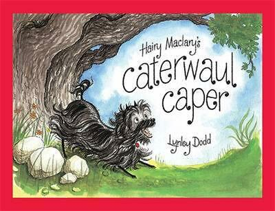 Hairy Maclary's Caterwaul Caper by Lynley Dodd (English) Board Books Book Free S