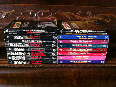 Lot of 15 Erle Stanley Gardner~ Perry Mason Mysteries~