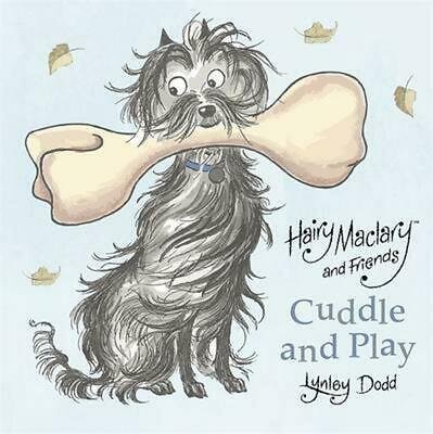 Hairy Maclary and Friends Cuddle and Play: A Crinkly Cloth Book by Lynley Dodd (
