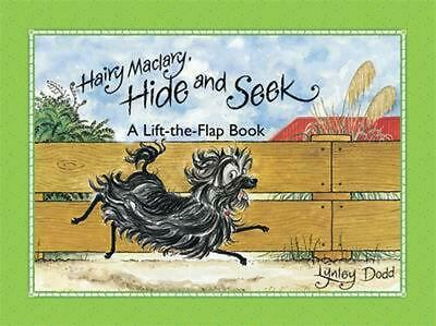 Hairy Maclary: A Lift the Flap Book by Lynley Dodd (English) Paperback Book Free