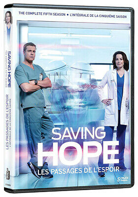 Saving Hope - The Complete Season 5 (Bilingual) (Keepcase) (Dvd)