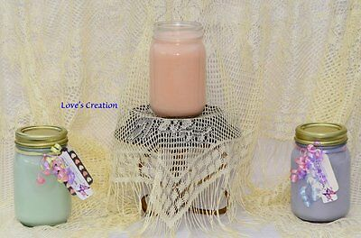 16 oz Soy Treasure Candle-Burn As A Candle/Apply As Lotion-A Gift In Each Candle