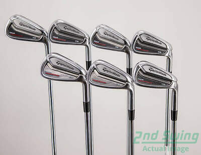 TaylorMade 2014 Tour Preferred CB Iron Set 4-PW Steel Stiff Right 38 in