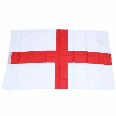 061a1398 FLAG OF ENGLAND 3x5 ft St George's Cross Red White English National ...